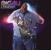 Big Ali: Louder - CD