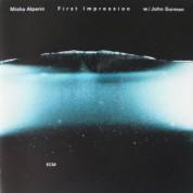 Misha Alperin: First Impression - CD