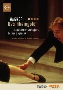 Wolfgang Probst, Motti Kastón, Bernhard Schneider, Robert Künzli, Staatsorchester Stuttgart, Lothar Zagrosek: Wagner: Das Rheingold - DVD