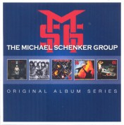 Michael Schenker Group: Original Album Series - CD