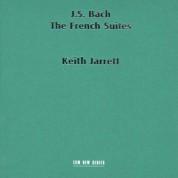 Keith Jarrett: Johann Sebastian Bach: The French Suites - CD