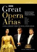 Great Opera Arias - DVD