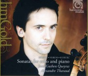 Jean-Guihen Queyras, Alexandre Tharaud: Kodaly, Veress, Kurtag: Works for Cello - CD