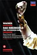 Çeşitli Sanatçılar, Royal Danish Orchestra, Michael Schonwandt: Wagner: Das Rheingold - DVD
