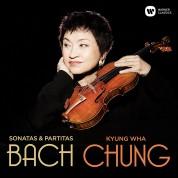 Kyung-Wha Chung: Bach: Sonatas & Partitas - Plak