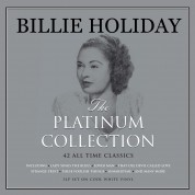 Billie Holiday: The Platinum Collection (White Vinyl) - Plak