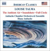 Talma: Ambient Air / Soundshots / Full Circle - CD