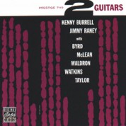 Jimmy Raney, Kenny Burrell: 2 Guitars - CD