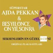 Ajda Pekkan, Beş Yıl Önce On Yıl Sonra: Seksenlerin En Güzel 4 Cd'si - CD
