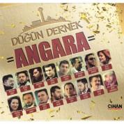 Çeşitli Sanatçılar: Düğün Dernek Angara - CD