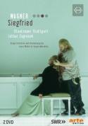 Jon Frederic West, Heinz Göhrig, Wolfgang Schöne, Björn Waag, Staatsorchester Stuttgart: Wagner: Siegfried - DVD
