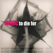 Music To Die For - CD