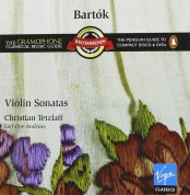 Christian Tetzlaff: Bartók: Violin Cocertos - CD