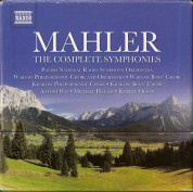 Gustav Mahler: The Complete Symphonies - CD