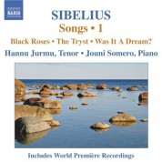 Hannu Jurmu: Sibelius: Songs, Vol. 1 - CD