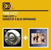 Thin Lizzy/Shades Of A Blue Orphanage - CD