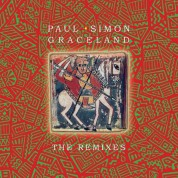 Paul Simon: Graceland - The Remixes - Plak
