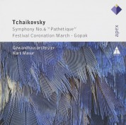 Kurt Masur: Tchaikovsky: Symphony No.6 'Pathetique', Festival Coronation March,  Gopak From Mazeppa - CD