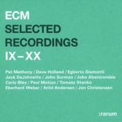 Çeşitli Sanatçılar: ECM Rarum Box Set Vol.2 / IX-XX - CD
