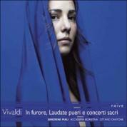 Accademia Bizantina, Ottavio Dantone: In furore Laudate puerie concerti sacri - CD