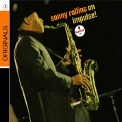 Sonny Rollins: On Impulse - CD