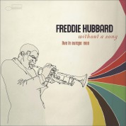 Freddie Hubbard: Without a Song Live in Europe 1969 - CD