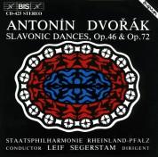 Staatsphilharmonie Rheinland-Pfalz, Leif Segerstam: Dvorák: Slavonic Dances - CD