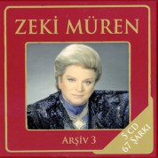 Zeki Müren: Arşiv 3 - CD