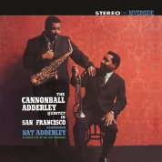 Cannonball Adderley: Quintet In San Francisco - CD