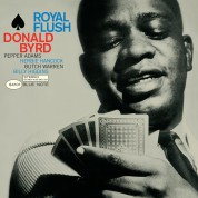 Donald Byrd: Royal Flush - Plak