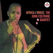 John Coltrane: Africa/ Brass - Plak