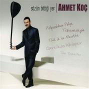 Ahmet Koç: Sözün Bittiği Yer - CD