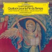 Luben Yordanoff, Albert Tetard, Claude Desurmont, Daniel Barenboim: Messiaen: Quatuor pour la Fin du Temps - Plak