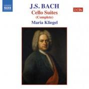 Maria Kliegel: Bach, J.S.: Cello Suites Nos. 1-6, Bwv 1007-1012 (Complete) - CD