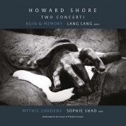 Lang Lang, Sophie Shao: Shore: Two Concerti - CD