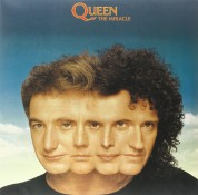 Queen: The Miracle - Plak