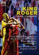 John Graham-Hall, Will Hartmann, Scott Hendricks, Olga Pasichnyk, Mark Elder, Wiener Symphoniker: Szymanowski: King Roger - DVD