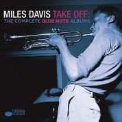 Miles Davis: Take Off: The Complete Blue Note Albums - CD