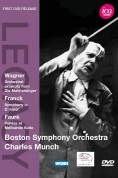 Boston Symphony Orchestra, Charles Munch: Wagner, Franck, Faure: Orchestral Works - DVD