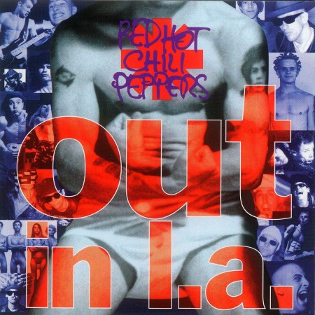 Red Hot Chili Peppers: Out In L.A. - CD