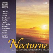 Nocturne: Classical Favourites for Relaxing and Dreaming - CD