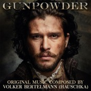 Volker Bertelmann: Gunpowder (Limited Numbered Edition - Silver Vinyl) - Plak