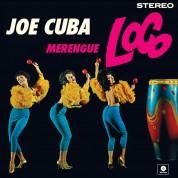 Joe Cuba: Merengue Loco - Plak
