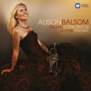 Alison Balsom, Scottish Ensemble: Italian Concertos - CD