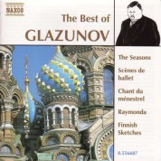 Glazunov (The Best Of) - CD