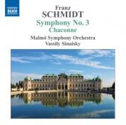 Vassily Sinaisky: Schmidt: Symphony No. 3 - Chaconne - CD
