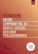"Berliner Philharmoniker, Mariss Jansons: Haydn: Symphony No. 94 ""Surprise"" - DVD"