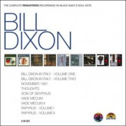 Bill Dixon: The Complete Remastered Recordings on Black Saint & Soul Note - CD