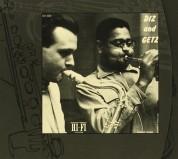Stan Getz, Dizzy Gillespie: Diz & Getz - CD
