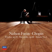 Nelson Freire: Chopin: Piano Sonata No.2 Etc - CD